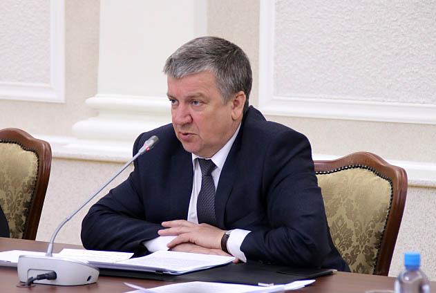 Александр Худилайнен. Фото: gov.karelia.ru
