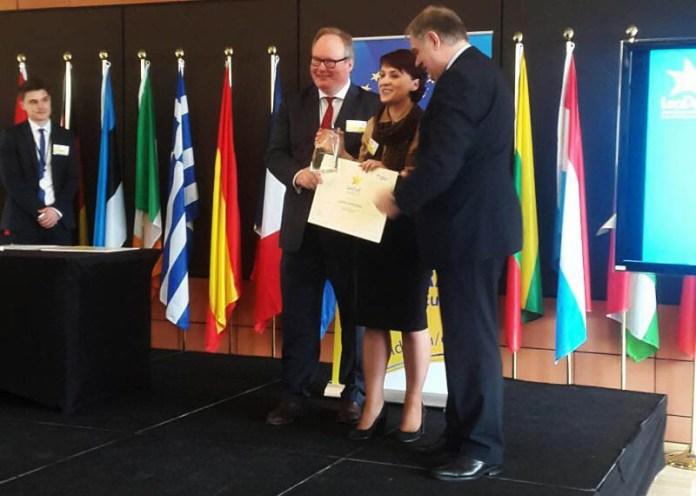 Церемония награждения. Фото: facebook.com