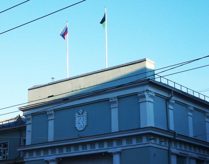 """За """"связи со СМИ"""" в структуре исполнительной власти Карелии теперь отвечает губернаторская администрация. Фото: Валерий Поташов"""