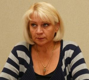 Валентина Улич. Фото: Губернiя Daily