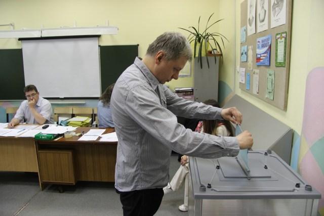 Итоги голосования известны, но не объявлены. Фото: Глеб Яровой