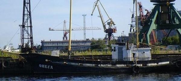 """Бывшее учебное судно карельских юных моряков """"Онега"""" было продано республиканскими властями в конце 2015 года. Фото: vk.com"""