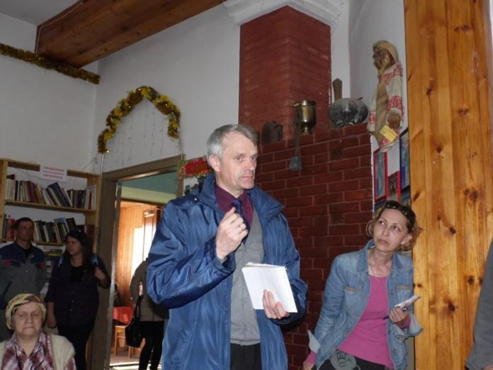 Сергей Вельев. Фото: Алексей Владимиров