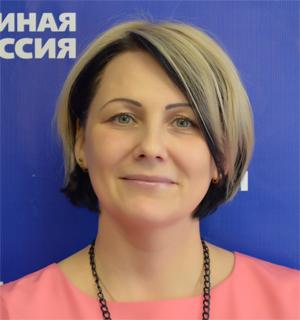 Оксана Яцкова. Фото: karel.er.ru
