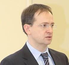 Владимир Мединский. Фото: gov.karelia.ru