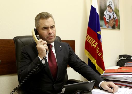 Павел Астахов. Фото: rfdeti.ru