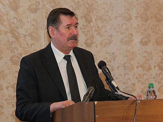 Глава администрации Медвежьегорского района Карелии Владимир Карпенко. Фото: gov.karelia.ru