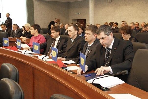 """Карельские """"жириновцы"""" традиционно занимают прогубернаторскую позицию. Фото: ldpr.ru"""