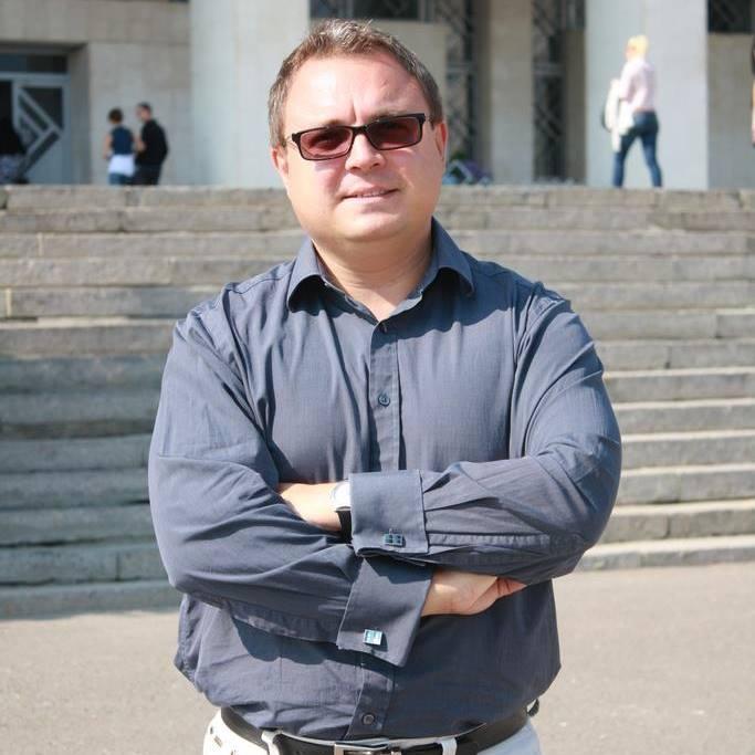 Профессор Волгоградского университета Михаил Анипкин. Фото: facebook.com
