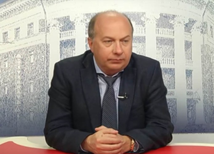 Дмитрий Макеев. Скрин канала Youtube