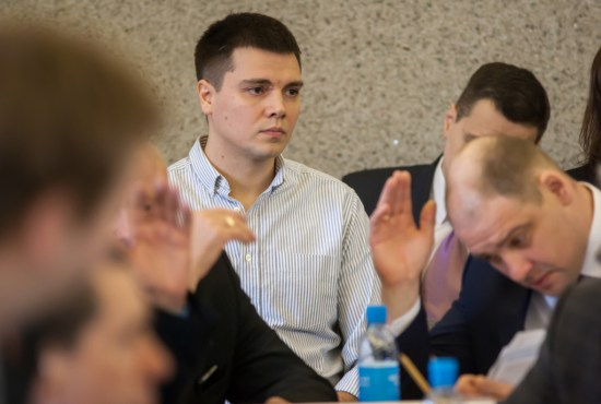 Сергей Пирожников проиграл конкурс на сити-менеджера Петрозаводска. Фото: Губернiя Daily
