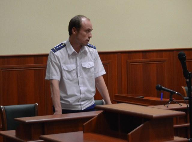 Денис Иовлев. Фото: Алексей Владимиров