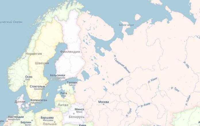 На инвестиционном портале регионов России Республика Карелия отсутствует. Фото: investregions.ru