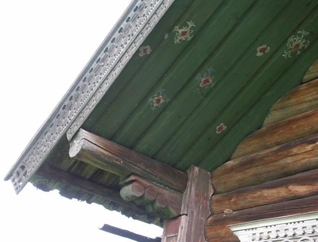 Дом из Архангельской области. Фото: Ирина Гришина