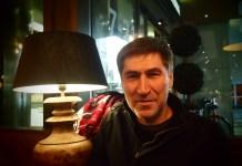 Оппозиционный карельский политик и бизнесмен Василий Попов проживает в Финляндии более полутора лет. Фото: Валерий Поташов
