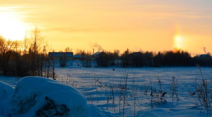 Поселок Калевала. Фото: Надежда Васильева