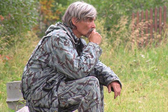 Юрий Дмитриев. Фото: Анастасия Симуха, solovki.ca