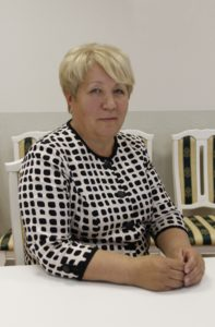 Депутат парламента Карелии от Олонецкого района Антонина Жеребцова. Фото: karelia-zs.ru