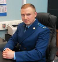 Прокурор Костомукши Владимир Ушанов. Фото: prokuratura.karelia.ru