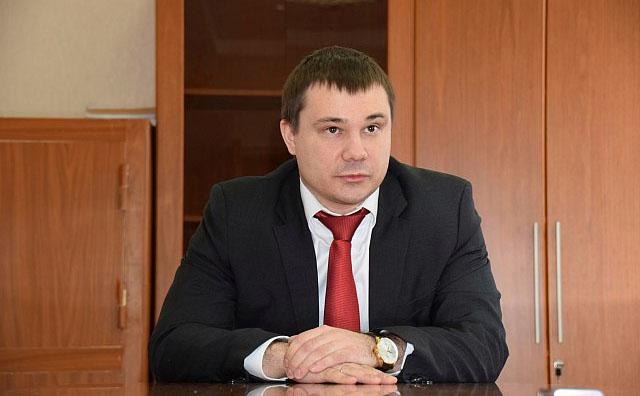 Председатель Госкомитета Карелии по управлению государственным имуществом Дмитрий Родионов. Фото: gov.karelia.ru