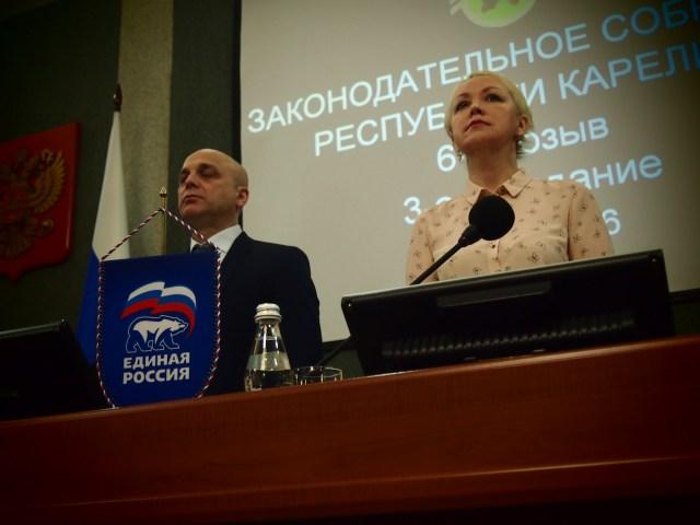 """""""Единороссы"""" продавливают назначение Баева на пост начальника парламентского аппарата? Фото: Валерий Поташов"""