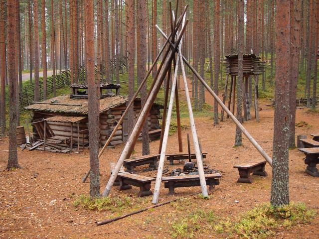 """Финны превратили все, что связано с """"Калевалой"""", в туристический товар. Фото: Валерий Поташов"""
