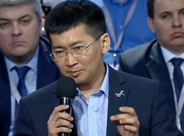 Депутат Госдумы Николай Будуев. Фото: facebook.com