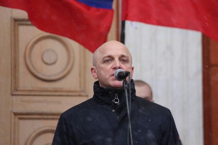 Спикер карельского парламента Элиссан Шандалович. Фото: Сергей Мятухин