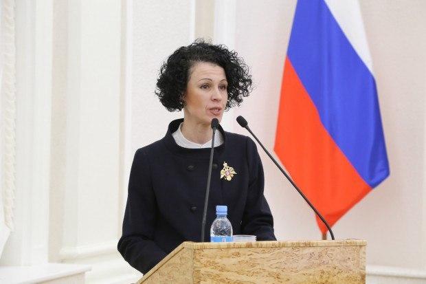Оксана Старшова. Фото: vk.com
