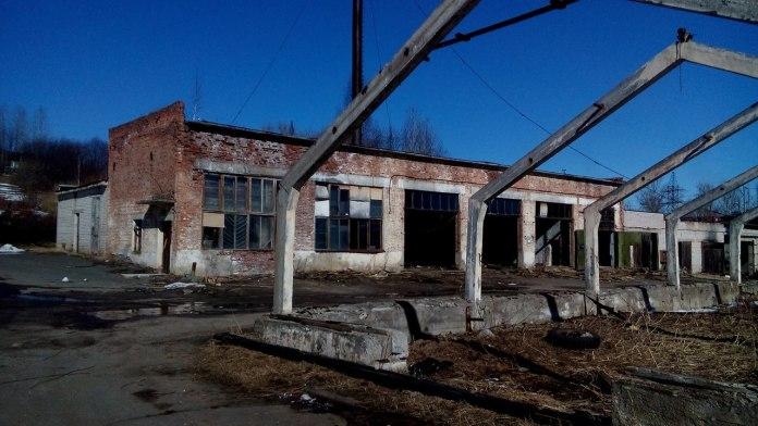 Так выглядит сегодня бывшая территория комбината благоустройства Петрозаводска. Фото: Татьяна Смирнова