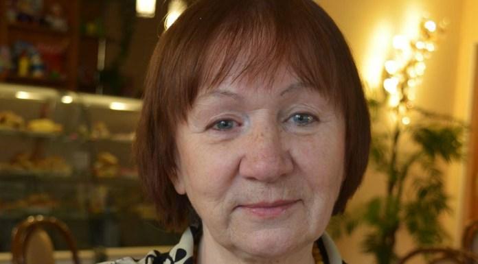 Депутат Валентина Евсеева. Фото: Алексей Владимиров