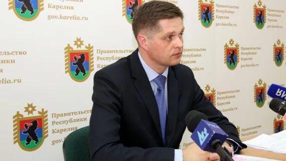 Бывший председатель Госкомитета Карелии по управлению государственным имуществом. Фото: gov.karelia.ru