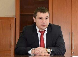 Председатель Госкомитета Карелии по государственному имуществу Дмитрий Родионов. Фото: gov.karelia.ru