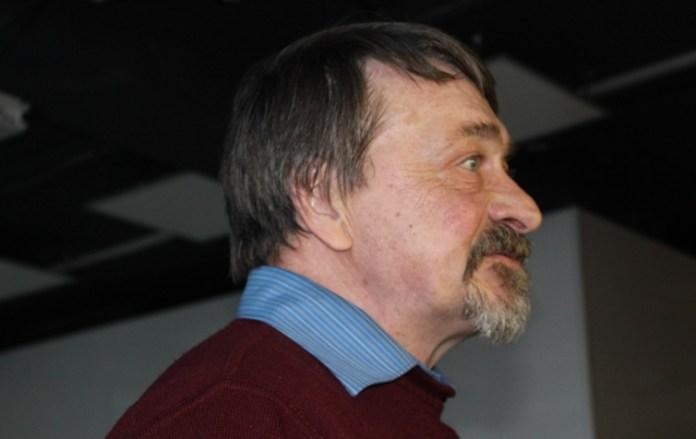Археолог Андрей Спиридонов. Фото: Валерий Поташов