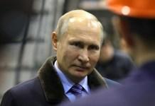 """Прокремлевские политологи уже называют Путина """"лидером нации"""". Фото: президент.рф"""
