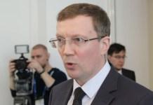 Председатель ЦИК Карелии Алексей Бахилин. Фото: Валерий Поташов