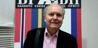 Писатель и журналист Стиг Фредриксон - один из самых авторитетных экспертов Швеции по советской и российской политике. Фото: Валерий Поташов