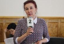 Глава Кондопожского района Карелии Татьяна Иванихина. Фото: Валерий Поташов