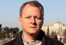 Доктор политических наук Николай Гришин. Фото: facebook.com