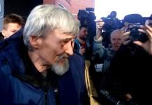 Исследователь сталинских репрессий Юрий Дмитриев пробыл на свободе всего несколько месяцев. Фото: Валерий Поташов
