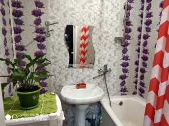 В ванной поменяна сантехника, сделан ремонт. Фото: Юлия Шевчук