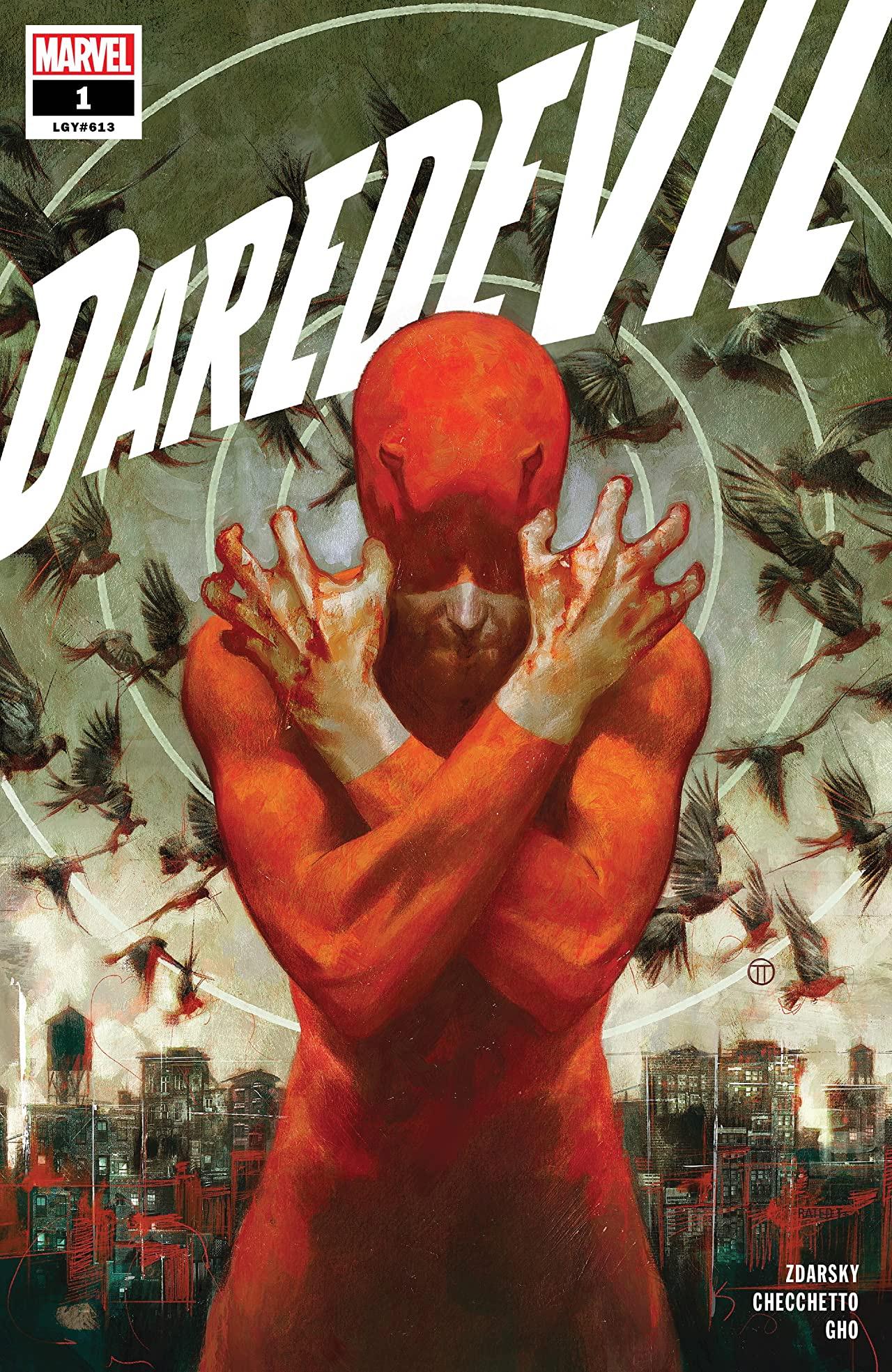 #7 Daredevil