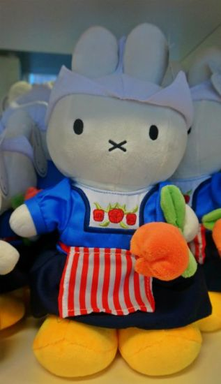 Sleeping with Miffy