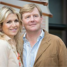 Willem Alexander and Maxima