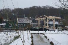 Traditional Winterlandscape