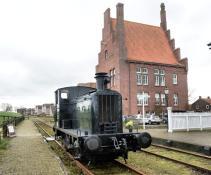War Department No. 33 Diesel Locomotive
