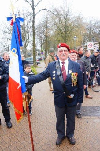 French Veteran still going strong