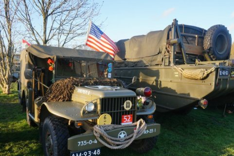 """Wheels"" keeps old Army trucs rolling"