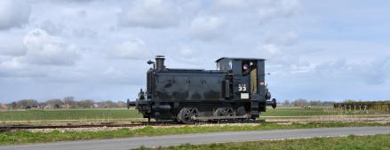 WD 33 American Diesel Locomotive