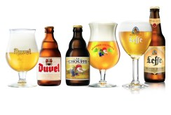 Beer from the Biertuin